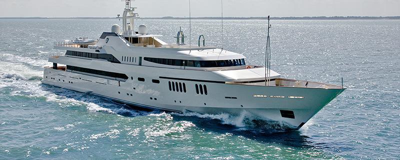 Motor Yacht Alwaeli CRN Yacht Harbour