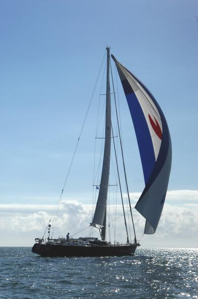 Sailing Yacht Ravenous Oyster Yachts Yacht Harbour