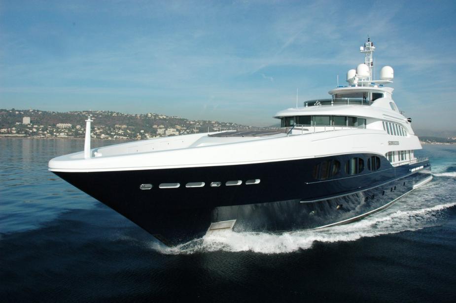 Motor Yacht Sirocco Heesen Yacht Harbour