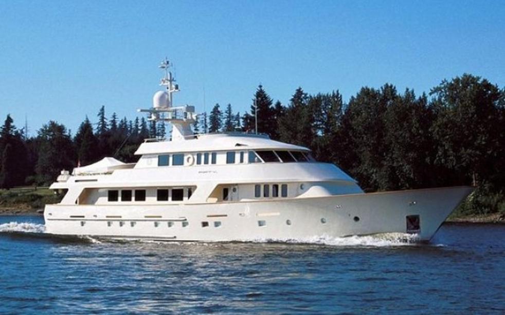 Motor Yacht Sunchaser Christensen Yacht Harbour
