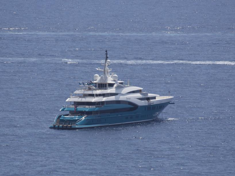 Motor Yacht Sunrays Oceanco Yacht Harbour