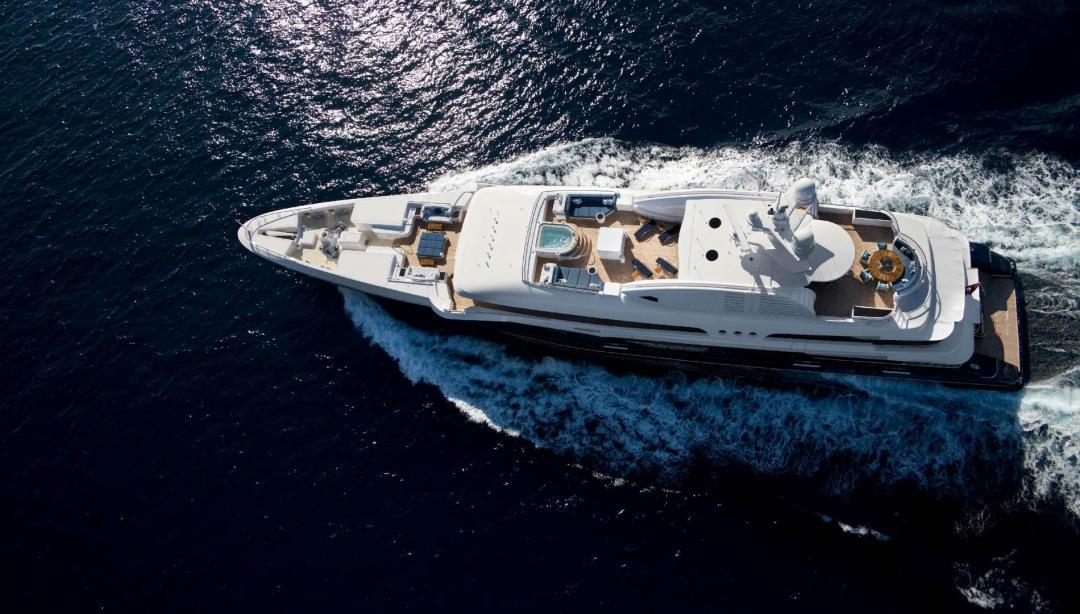 Motor Yacht Sycara V Nobiskrug Yacht Harbour