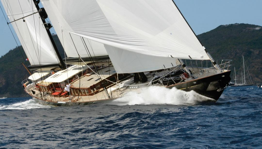 Sailing Yacht Marie Vitters Yacht Harbour