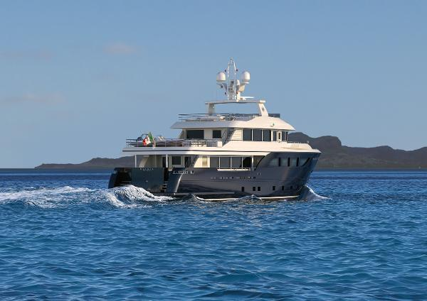 Motor Yacht Darwin 107 Cantiere Delle Marche Yacht Harbour