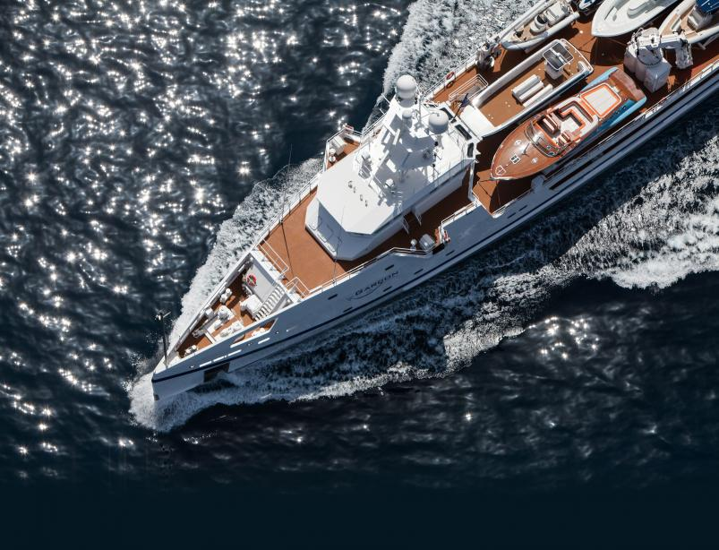 Motor Yacht Garcon Amels Yacht Harbour