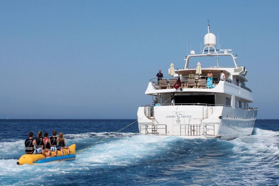 Motor Yacht Lionshare Heesen Yacht Harbour
