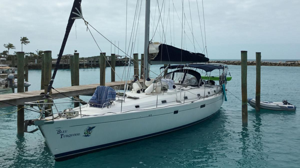 Sailing In The Exumas Feb 2018 Yacht IBIS