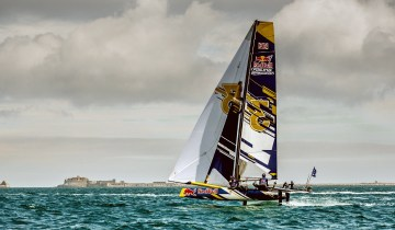 Red Bull Foiling Generation: Россия