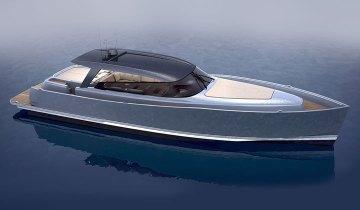новые «Open Sports» версии моторной яхты Contest 52MC