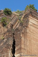 Mingun Paya earthquake damage late 19th century