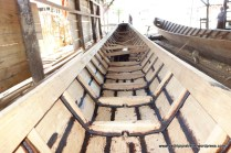 local boats under construction