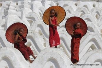 photogenic monk novices