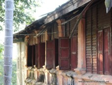 study in shutters
