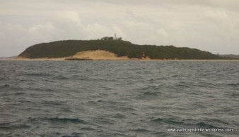 Cabo Inhaca - nearer the lighthouse