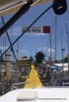 Welcome pontoon - Saturday sunshine