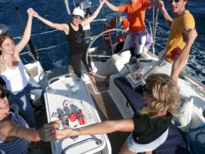 paseos en barco