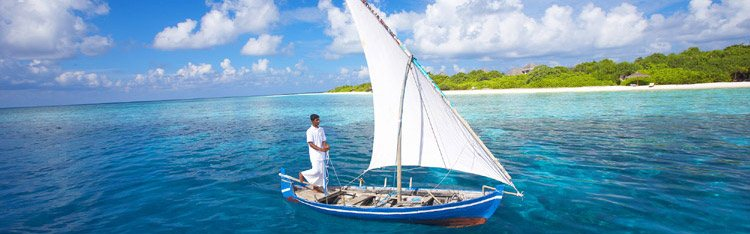 Top ten destinations for sailing