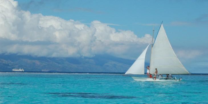 Tahiti navegar