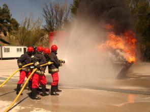 Avançat en Lluita Contra Incendis