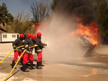 Actualització del certificat Avançat de Lluita Contra Incendis