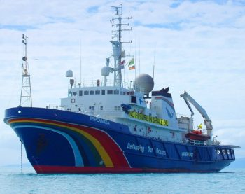 Anécdota de embarque en el Esperanza de nuestro Capitán Pep Barbal