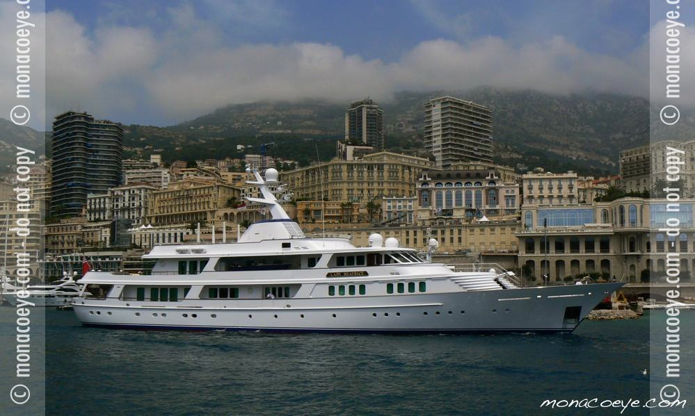 Barclay brothers yacht