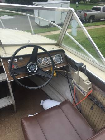 1970 Starcraft Holiday 18ft Aluminum Boat For Sale In