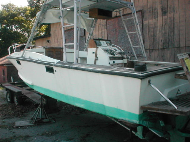 BLACKFIN BOAT For Sale In South Jamesport New York United States
