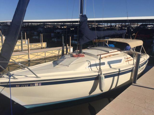 North American Spirit 23 Sailboat For Sale In Las Vegas Nevada United States
