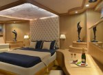 Gulet Blue Heaven master cabin