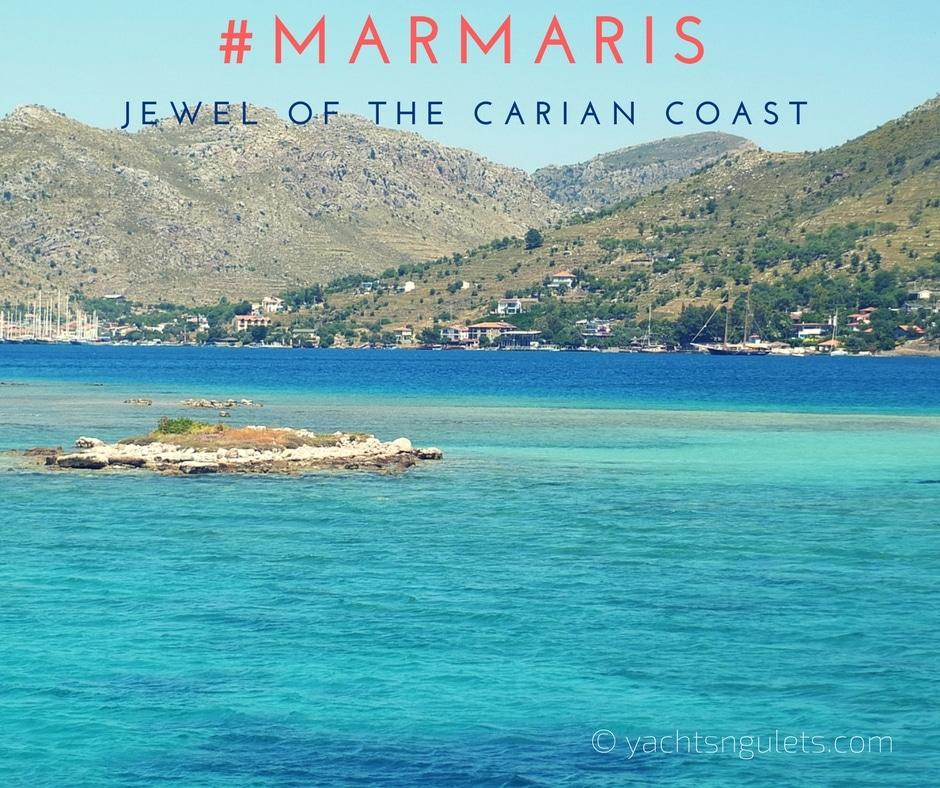 #marmaris jewel of the carian coast