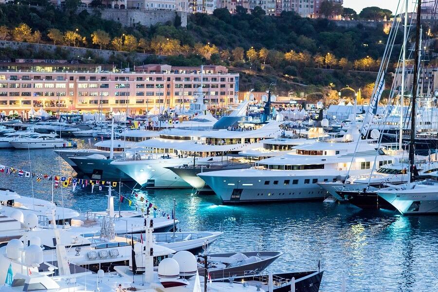 Monaco, Yacht, Show, Design, Innovation, Hub, Port, Hercule, Hercules