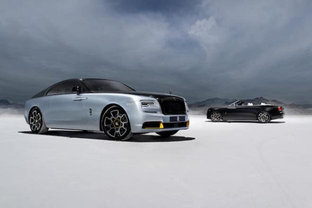 Rolls-Royce-Wraith-and-Dawn-Black-Badge-Landspeed-Collection-min-624x416