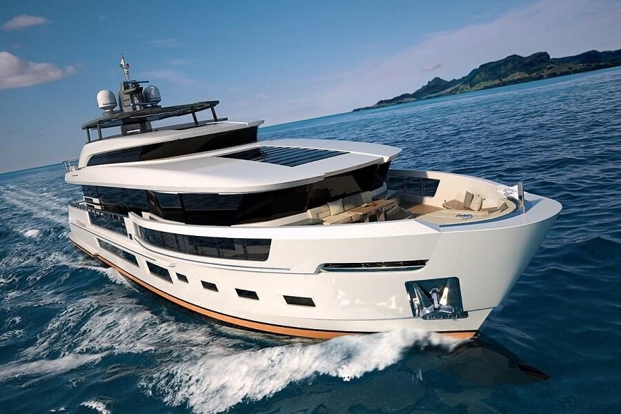 HeySea, Yachts, superyacht, Asteria, 116, Burgess, Asia, shipyard, Zhuhai, China, Global Order Book