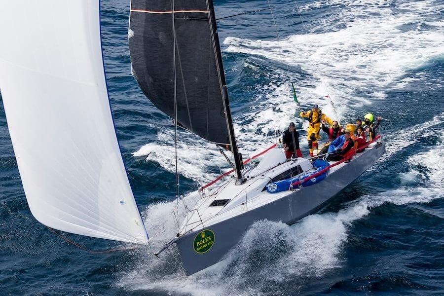 Rolex, Fastnet, Race, Cowes, Cherbourg, Royal Ocean Racing Club, Skorpios, Rambler 88, Ultime, Edmond de Rothschild, Stormvogel