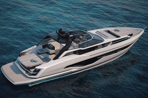 Sunseeker, Superhawk 55, 2022, Cannes Yachting Festival, day boat, motor yacht