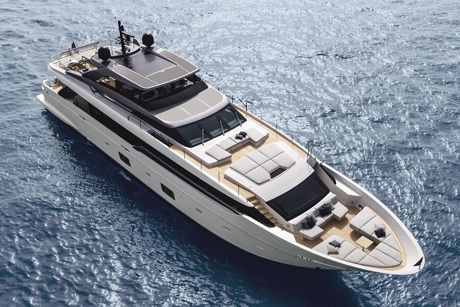 Sanlorenzo, Yachts, SD118, SL120A, SL90A, Asymmetric, motor, semi-displacement, planing, Bernardo Zuccon