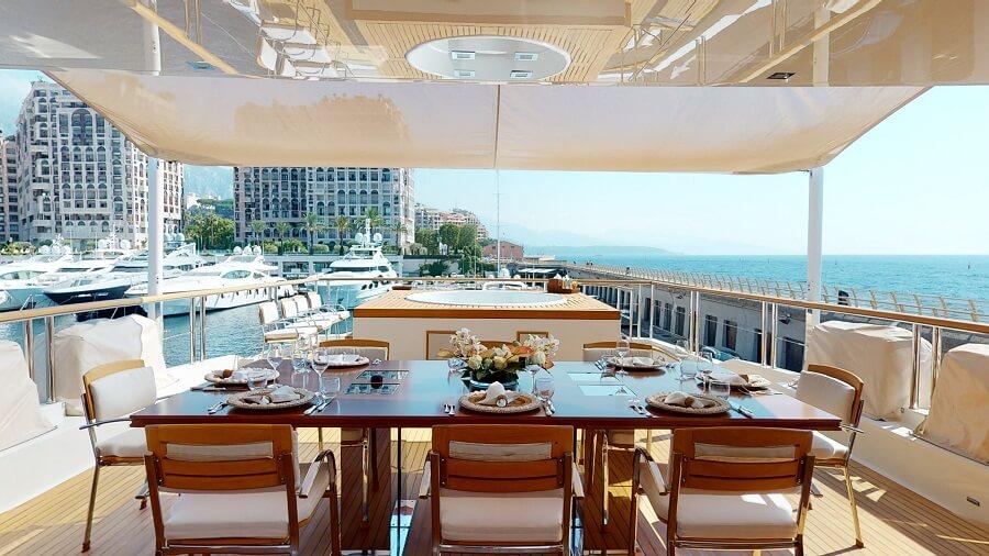 Camper & Nicholsons, Paolo Casani, CEO, Monaco Yacht Show, Lady Moura, superyacht, charter, brokerage