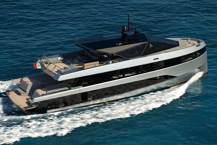 Ferretti, Yachts, 1000, Cannes Yachting Festival, Wally, WHY200, hybrid, Riva, Diable, Perseo Super, Pershing, 6X