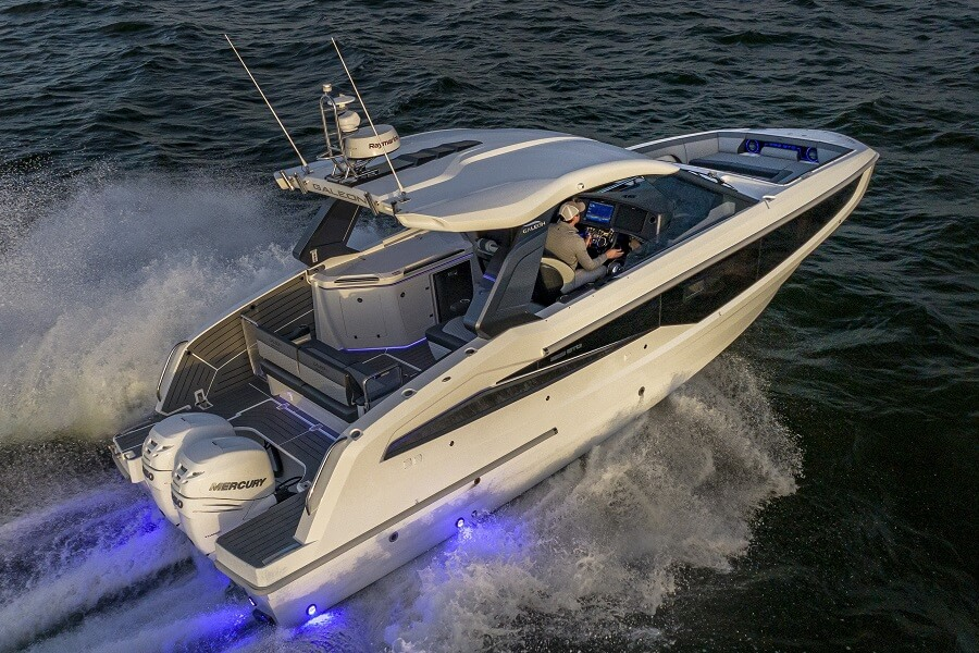 Gulf Craft, Swan, Galeon, Motor Yachts, New Models