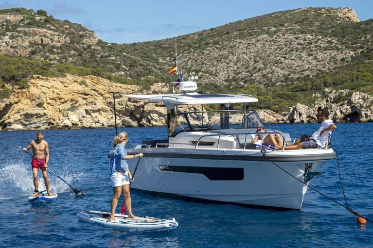 Nimbus, Boats, Sweden, Asiamarine, dealer, Hong Kong, Singapore, Thailand, Vietnam, Commuter, Tender, Cruiser, Coupé, Cruiser