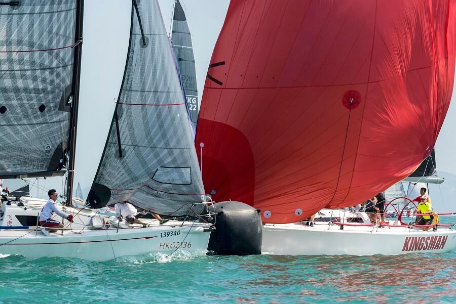 China Coast Regatta, sailing, boats, TP52, IRC, Alpha+, Shawn Kang, Royal Hong Kong Yacht Club, RHKYC, Middle Island, Freefire, Sam Chan, Typhoon Lionrock