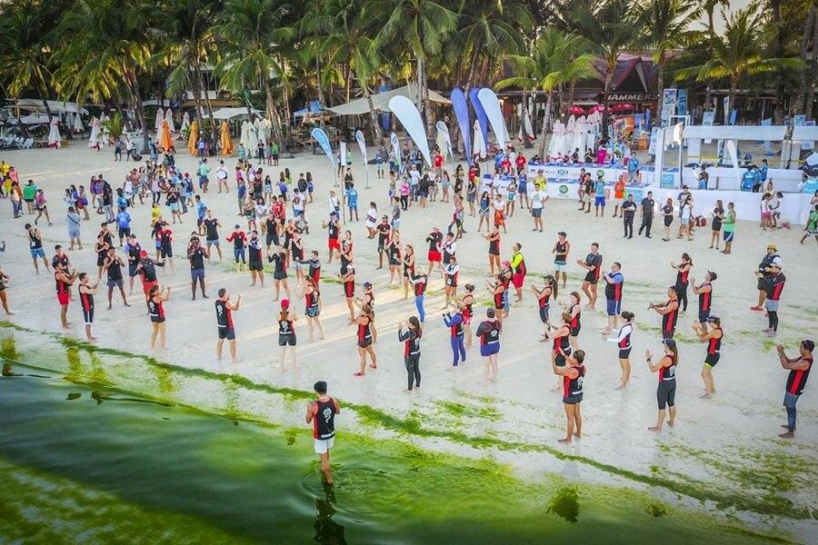 Ocean Purpose Project, Yacht Style, Mathilda D'silva, Singapore Idol, Pasir Ris, pollution, plastic to fuel, Boracay,