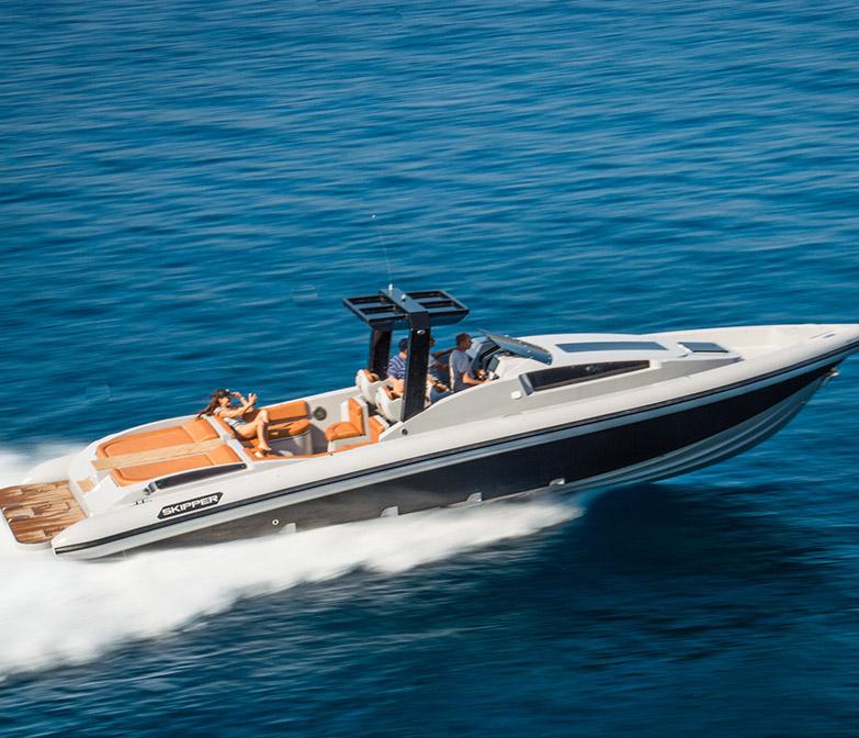 skipper desire 120s YACHT