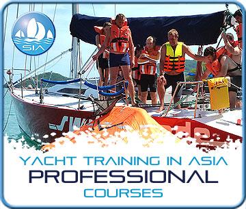 IYT Yacht Training School Asia - Professional Courses