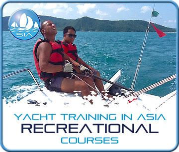 Yacht Training Asia - Recreational Courses