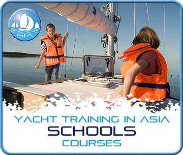 IYT Yacht Training School Asia - Schools Courses
