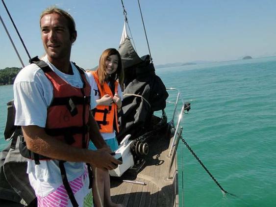 sea-school expedition