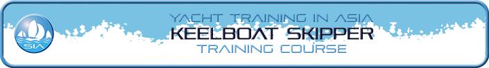 Keelboat skipper course