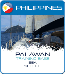 Sail in Asia Palawan training base